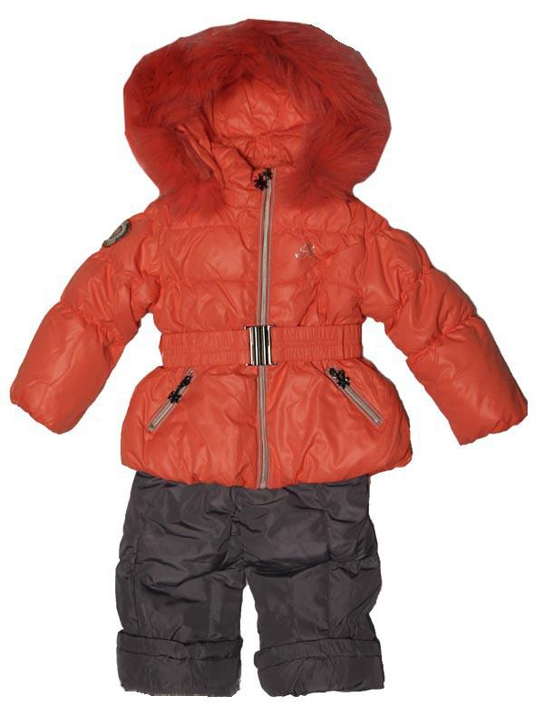 Детский зимний комбинезон для девочки  1,5 года Palhare