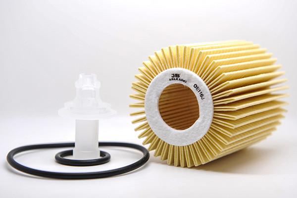 Масляный фильтр OE116j для Тoyota Avensis, Auris, Corolla, Verso