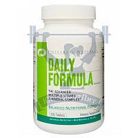 Universal Daily Formula комплекс витаминов и минералов для спортсменов спортивное питание