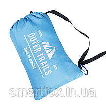 Ламзак надувной диван Lamzak outer trails +карман-холодильник, фото 3