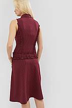 Женское расклешенное платье без рукавов (Felis crd), фото 3