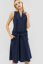 Женское расклешенное платье без рукавов (Felis crd), фото 2