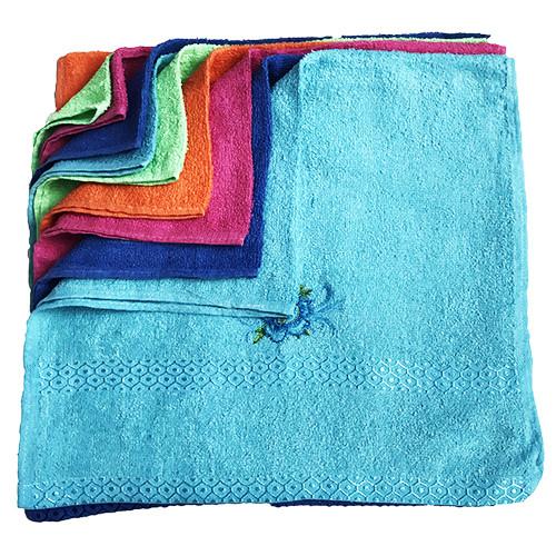 Полотенца банные, лицевые, пляжные