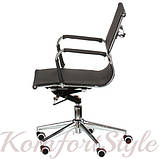Кресло офисное Solano 3 mеsh black, фото 3
