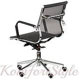 Кресло офисное Solano 3 mеsh black, фото 4