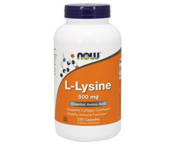 L-Lysine 500 mg 250 tab