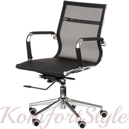 Кресло офисная Solano office mesh black