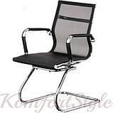 Кресло офисная Solano office mesh black, фото 2