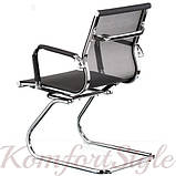 Кресло офисная Solano office mesh black, фото 4