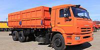 Новый самосвал зерновоз КамАЗ-45144-6091-48 сельхозник