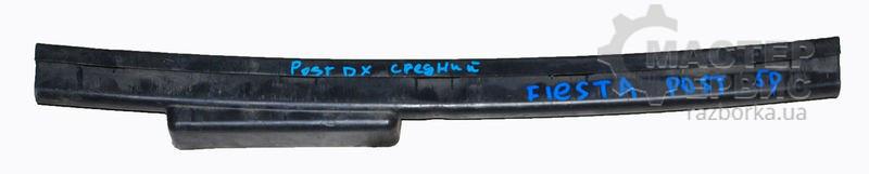 Кронштейн бампера для Ford Fiesta 2002-2009 1140371, 2S6117912BA
