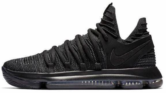 "Мужские кроссовки Nike Zoom KDX ""Blk Dark Grey"""