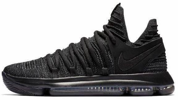 "Мужские кроссовки Nike Zoom KDX ""Blk Dark Grey"", фото 2"