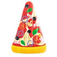 Надувной матрас-плотик Пицца 44038, 188-130см, ремкомплект, в кор-ке