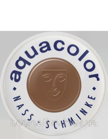 Коричневый аквагрим AQUACOLOR 30мл(оттенок FS 27)