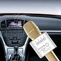 Автомобильный Караоке Микрофон Беспроводной MicGeek Q9 AUX + USB, фото 1