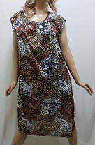Платье с карманами под пояс из ткани микро-масло,от 50 до 60р-ра, Харьков, фото 2