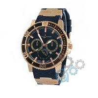Часы Ulysse Nardin 6936C Blue-Gold-Blue