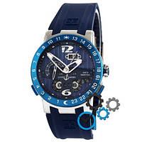 Часы Ulysse Nardin Executive El Toro GMT Perpetual Blue-Silver-Blue