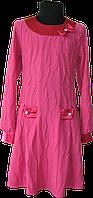 Нарядное весеннее платье для девочки. 134, 140, 146