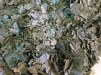 Спирулина - растительный корм в хлопьях со спирулиной, 100г