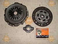 Сцепление Таврия Славута ЗАЗ 1102, 1103 полный комплект (корзина + диск + выжимной) (пр-во Россия)