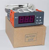 Терморегулятор термостат XH-W2030 до +999°C 220V