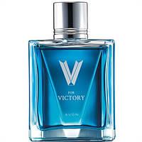 Туалетна вода Avon V for Victory, 75 мл