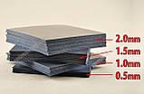 Термопрокладка 3K600 BK30 1.5мм 100x100 6W черная для видеокарт термоинтерфейс термопаста, фото 7