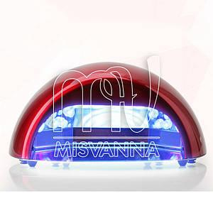 УФ лампа Quick CCFL+LED на 18 Вт для сушки гель лаков и геля (красная)