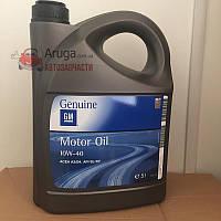 Моторное масло GM Motor Oil 10W-40 5л