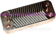 Теплообм.вторичный 12 пластин (без фир.уп, Италия) Ariston BS, Clas, Genus, арт.65104333, к.с.1780