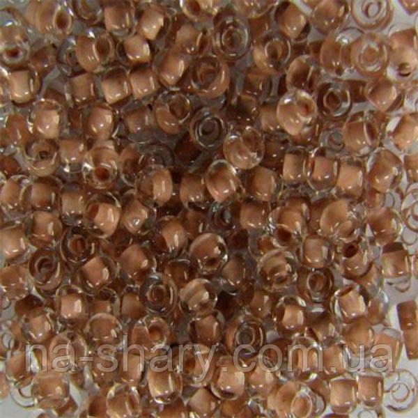 Чешский бисер для рукоделия Preciosa (Прециоза) оригинал 50г 33119-38317-10 Кофейный