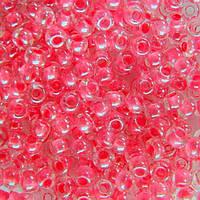 Чешский бисер для рукоделия Preciosa (Прециоза) оригинал 50г 33119-38698-10 Розовый