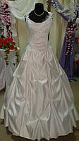 Платье свадебное 52-54р