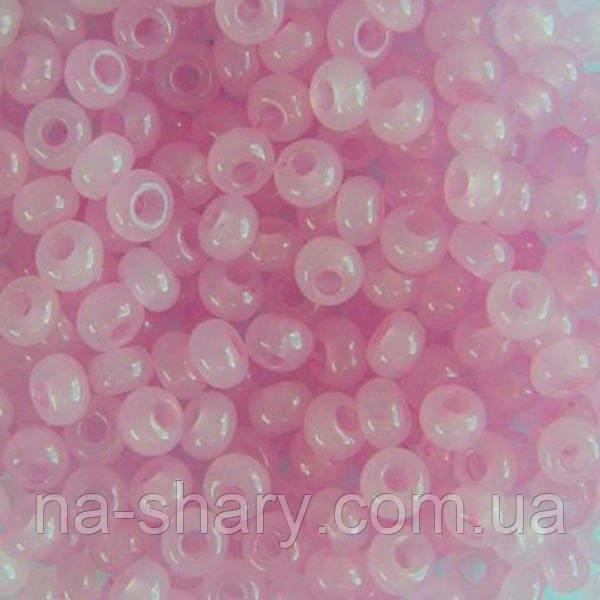 Чешский бисер для рукоделия Preciosa (Прециоза) оригинал 50г 33119-02292-10 Розовый
