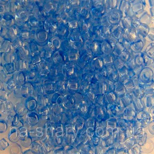 Чешский бисер для рукоделия Preciosa (Прециоза) оригинал 50г 33119-01231-10 Голубой