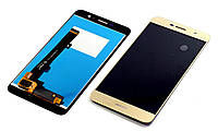 Экран на Huawei Y6 Pro/Enjoy 5/Honor Play 5Xзолотистый (Gold) оригинал RPC