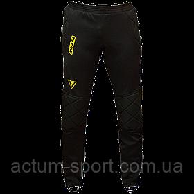 Вратарские штаны Prestizh Titar черный