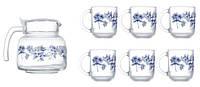 Сервиз Чайный LUMINARC ALTESE BLUE 7 Предметов