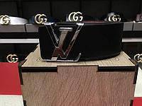 Ремни Louis Vutton (луи виттон), кожаные мужские ремни, брендовые ремни луи виттоон, ремни кожа, Луи Виттон, фото 1