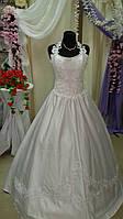 Платье свадебное 50-52
