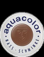 Коричневый аквагрим AQUACOLOR 30 мл (оттенок DE)