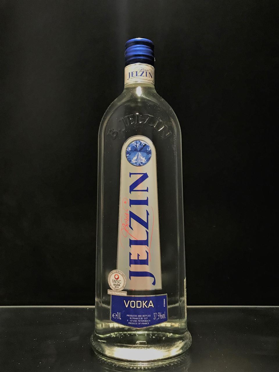 французская водка ельцин