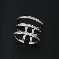 Серебряное кольцо 500019-Р