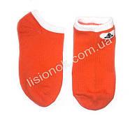Детские носки 27-30 оранжевые