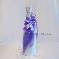Бутылка - Облако, сирень