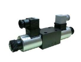 Гидрораспределитель Сaproni с электромагнитным управлением CETOP3 (NG6) RH06
