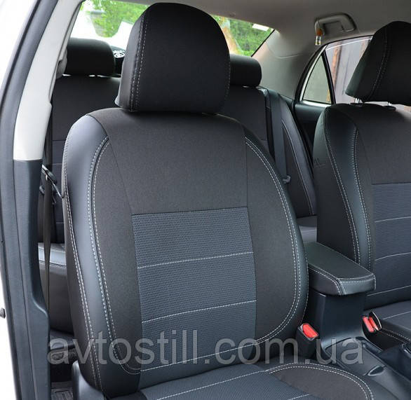 Чохли в авто Toyota Corolla (2007-2012)