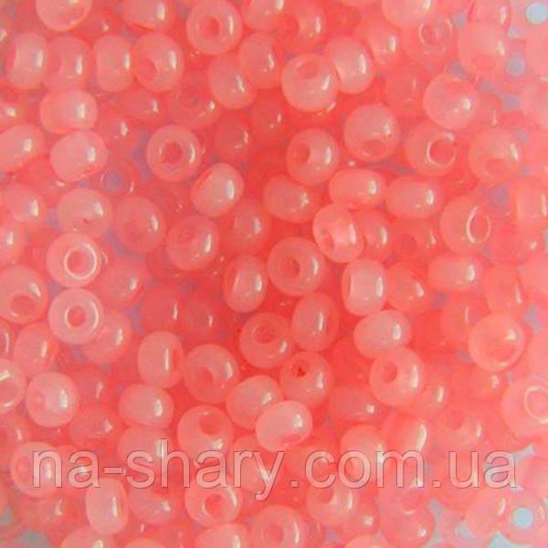 Чешский бисер для рукоделия Preciosa (Прециоза) оригинал 50г 33119-02291-10 Розовый